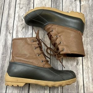 Sperry Top-Sider Port Boot Rain Boots.